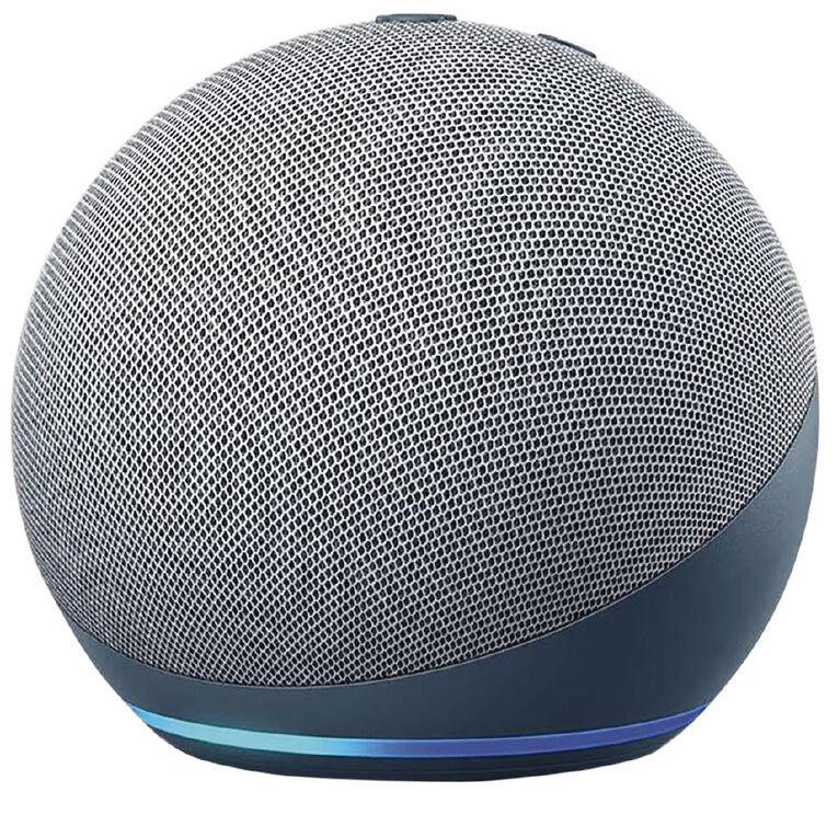 Amazon Echo Dot (4th Gen) Twilight blue, , hi-res
