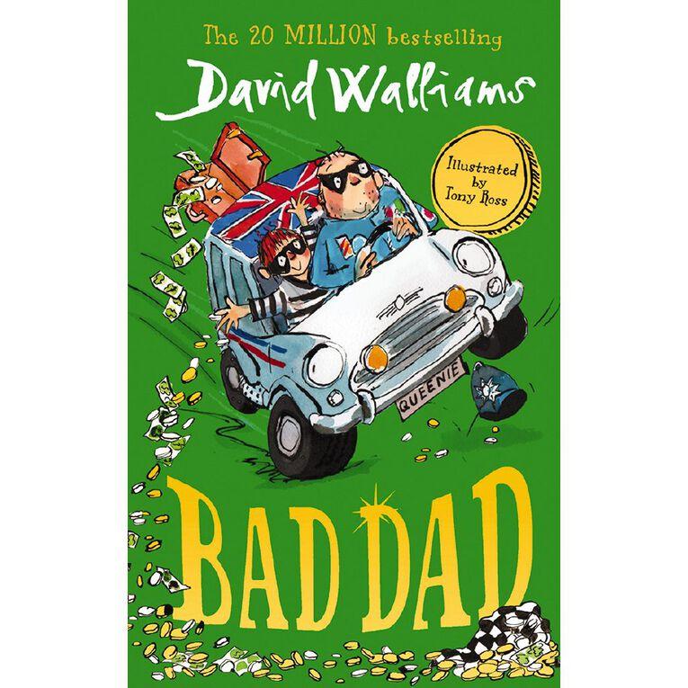 Bad Dad by David Walliams, , hi-res