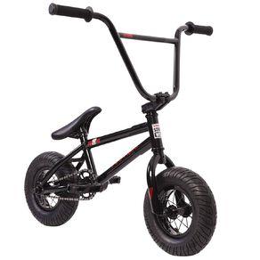 Vision Mini Bmx Bike 10 inch Black