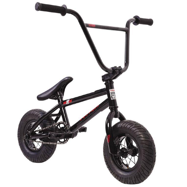 Vision Mini Bmx Bike 10 inch Black, , hi-res