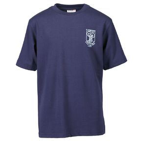 Schooltex St Alban's Tee with Transfer