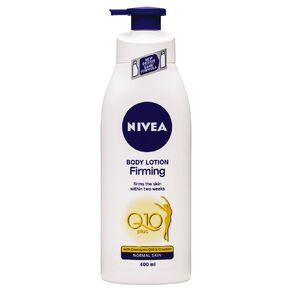 Nivea Q10 Firming Body Lotion 400ml