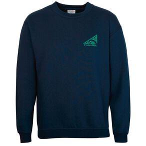 Schooltex TKKM O Te Ara Hou Napier Crew Neck Sweatshirt with Embroidery