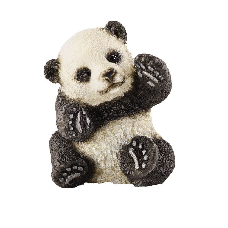 Schleich Panda Cub Playing, , hi-res image number null