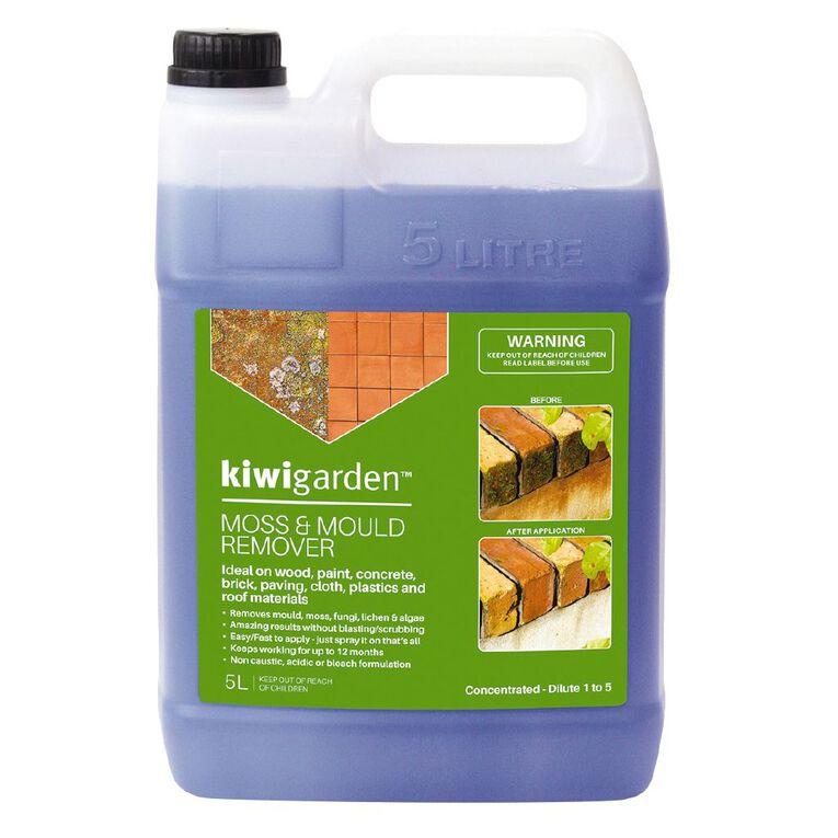 Kiwi Garden Moss & Mould Concentrate 5L, , hi-res