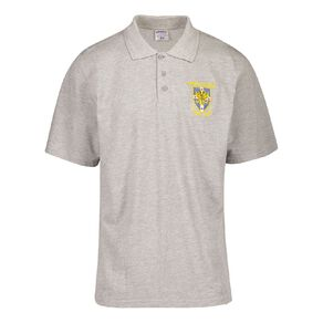 Schooltex Waiuku College Short Sleeve polo with Embroidery