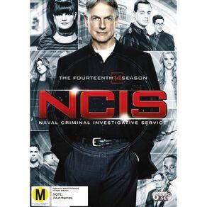NCIS S14 DVD 6Disc