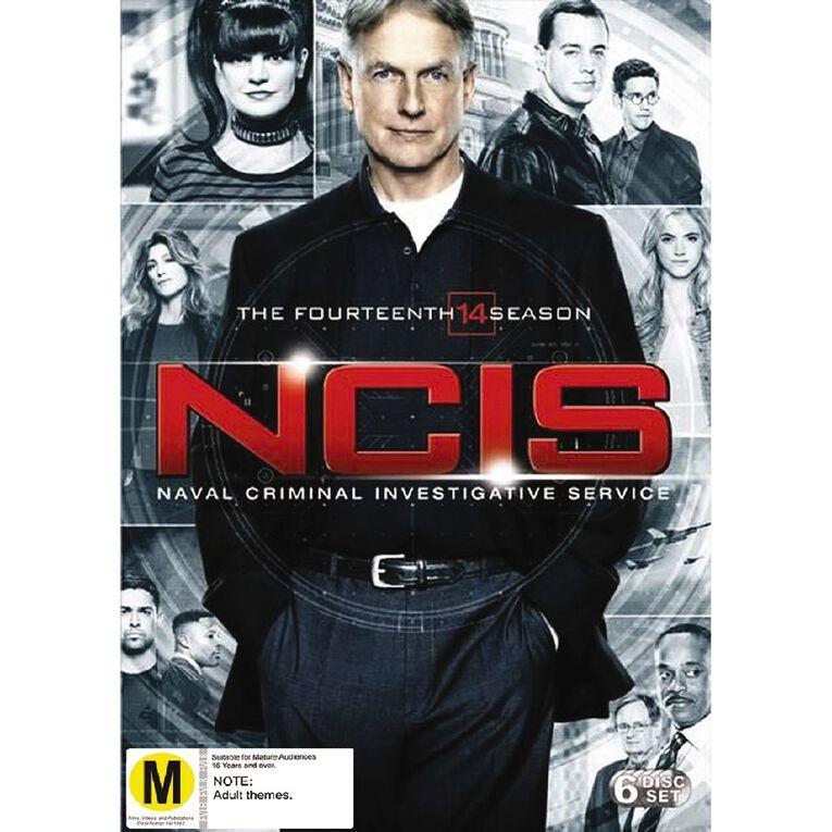 NCIS S14 DVD 6Disc, , hi-res