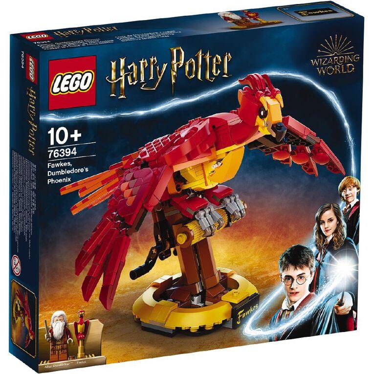 LEGO Harry Potter Fawkes Dumbledores Phoenix 76394, , hi-res