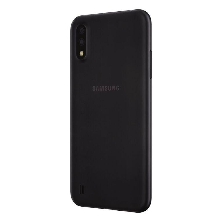 Warehouse Mobile Samsung Galaxy A01 Black, , hi-res