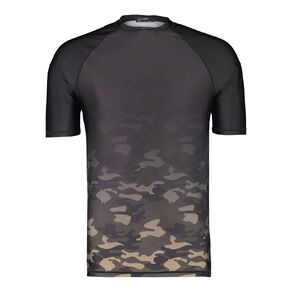 H&H Men's Printed Rash Vest