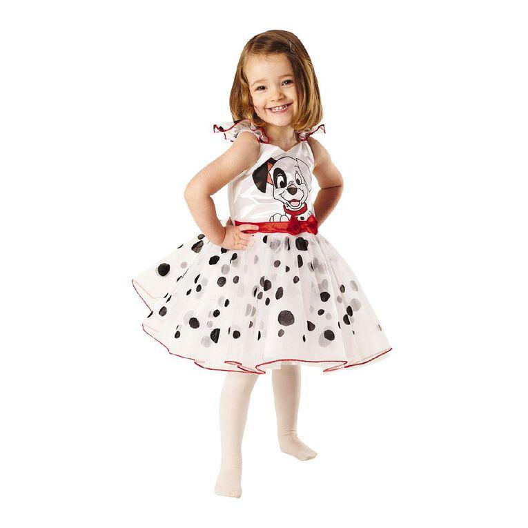 101 Dalmatians Disney 101 Dalmatians Costume 3-4 Years, , hi-res