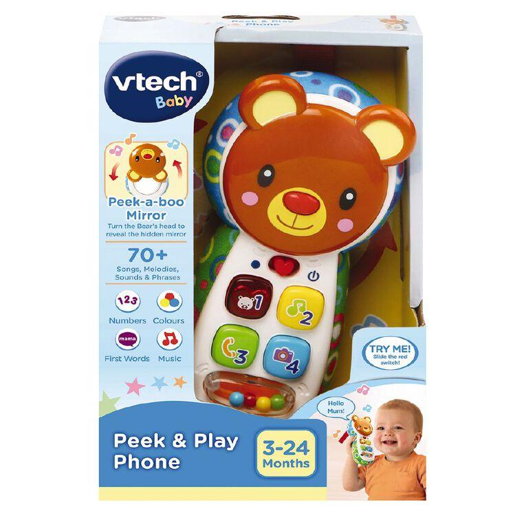 Vtech Peek & Play Phone, , hi-res