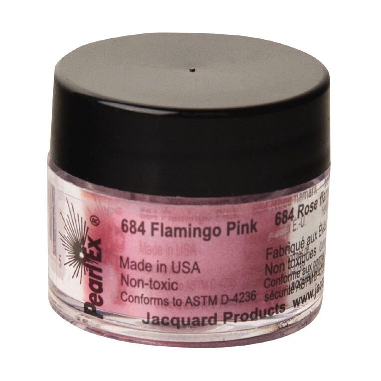 Jacquard Pearl Ex 3g Flamingo Pink, , hi-res
