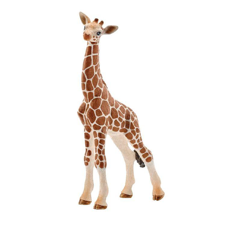 Schleich Giraffe Calf, , hi-res