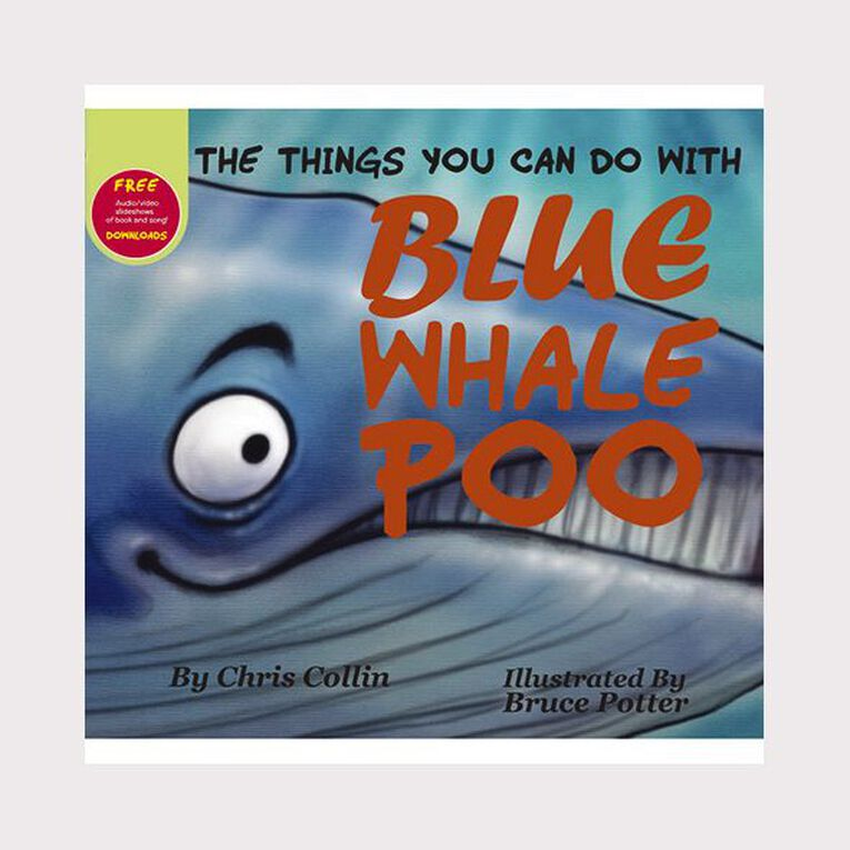 The Things You Can Do with Whale Poo by Chris Colin, , hi-res