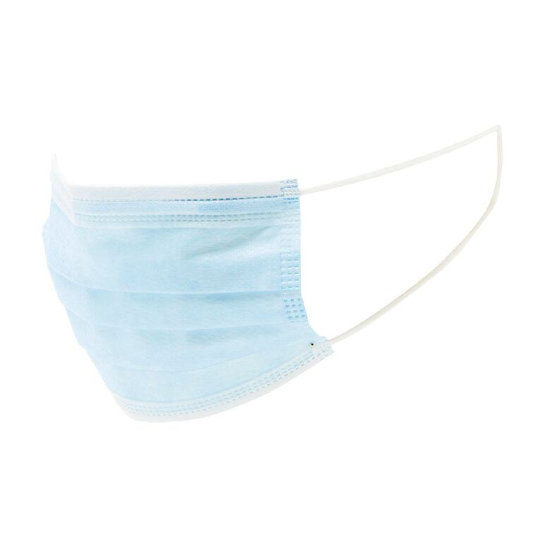 Disposable Face Mask 50 Pack, , hi-res