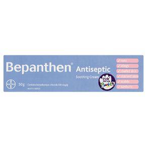 Bepanthen Antiseptic Cream 50 gm