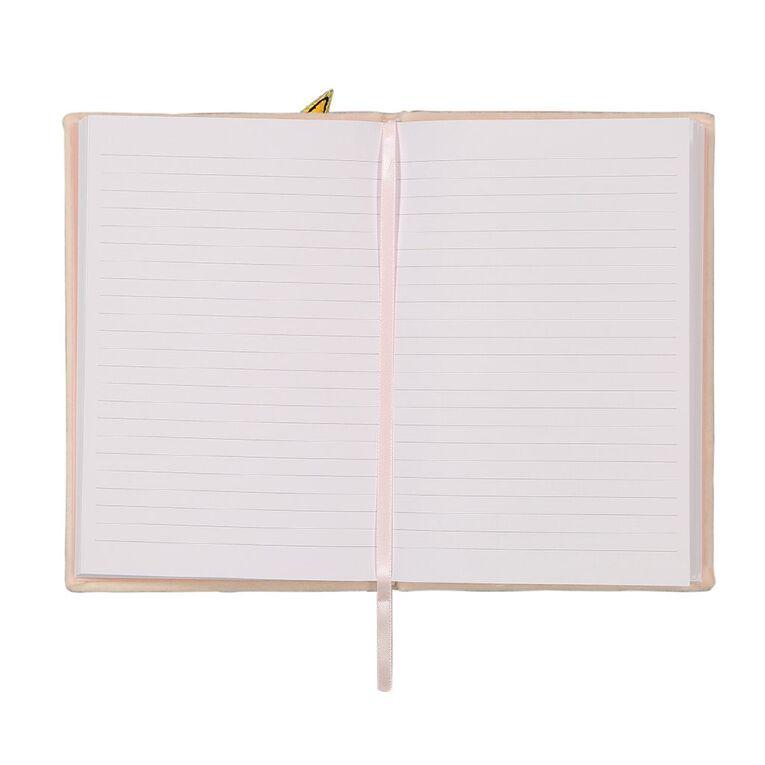 Kookie Pink Unicorn Design Notebook A5, , hi-res image number null