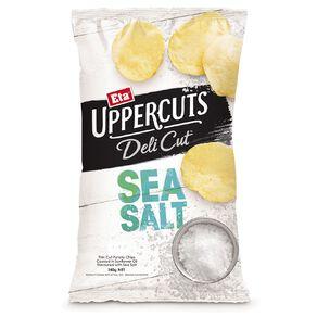 Eta Uppercuts Deli Cut Sea Salt 140g