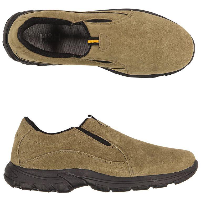 H&H Men's Raylan Casual Shoes, Tan, hi-res image number null