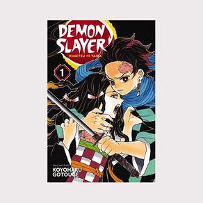 Demon Slayer: Kimetsu No Yaiba Vol #1 by Koyoharu Gotouge