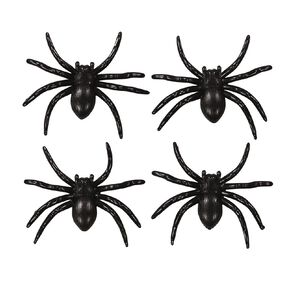 Scarehouse Spiders 4 Pack