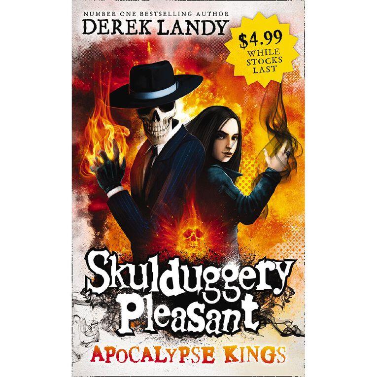 Skulduggery Pleasant WBD: Apocalypse Kings by Derek Landy, , hi-res image number null