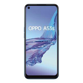 Vodafone OPPO A53s 128GB 4G Bundle Blue
