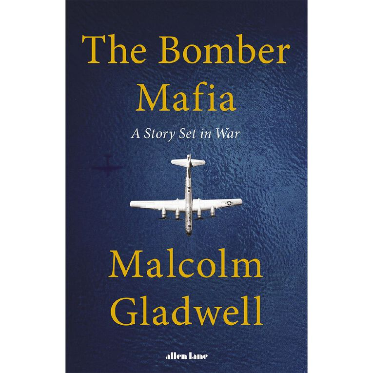 The Bomber Mafia by Malcolm Gladwell, , hi-res