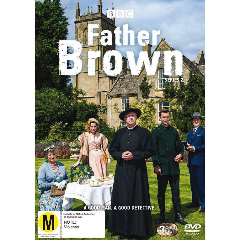 Father Brown Season 2 DVD 3Disc, , hi-res