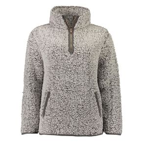 Love to Lounge Sherpa Sleep Pull Over Jumper