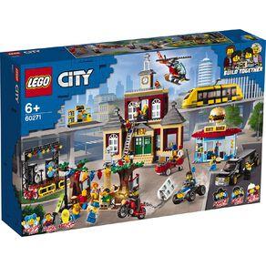 LEGO City Main Square 60271