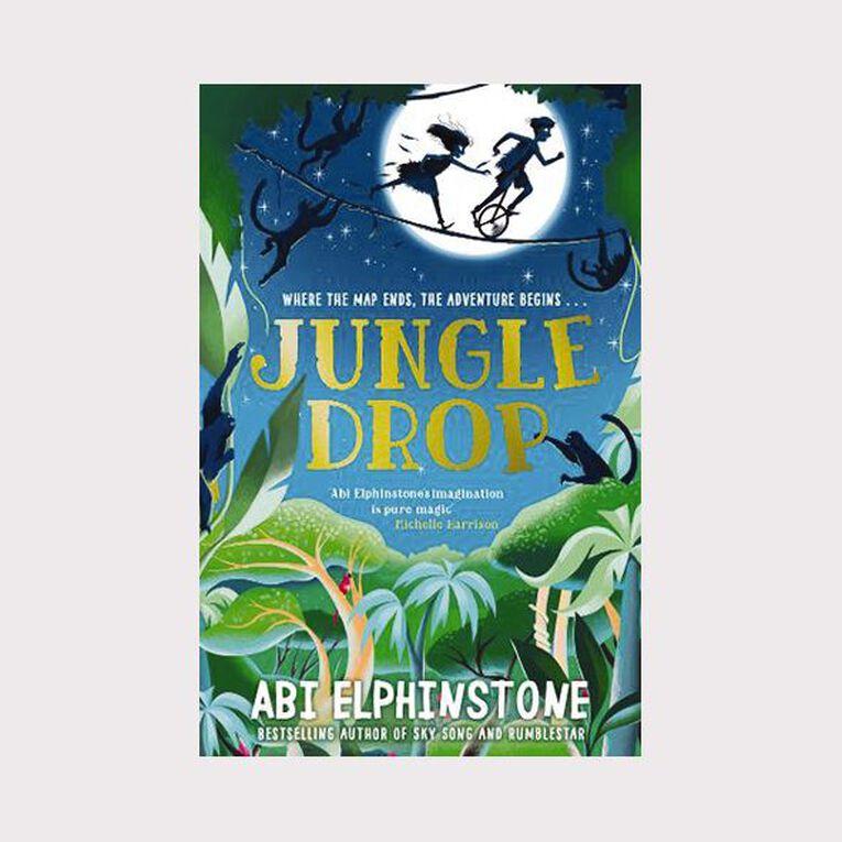 Jungledrop by Abi Elphinstone, , hi-res