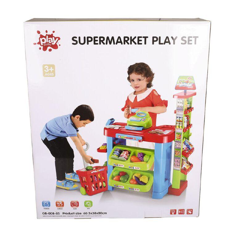 Play Studio Supermarket Play Set, , hi-res