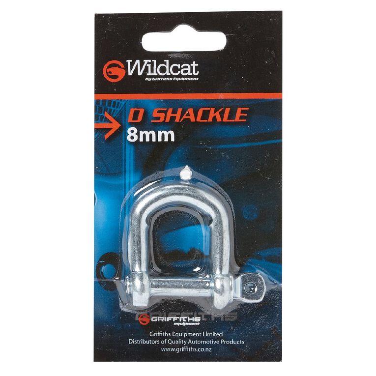 Wildcat D Shackle 8mm, , hi-res