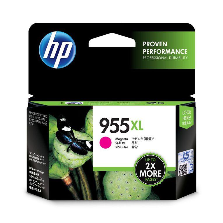 HP Ink 955XL Magenta (1600 Pages), , hi-res