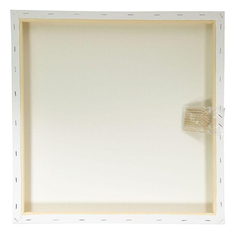 Uniti Platinum Canvas 18x18 Inches 380Gsm, , hi-res