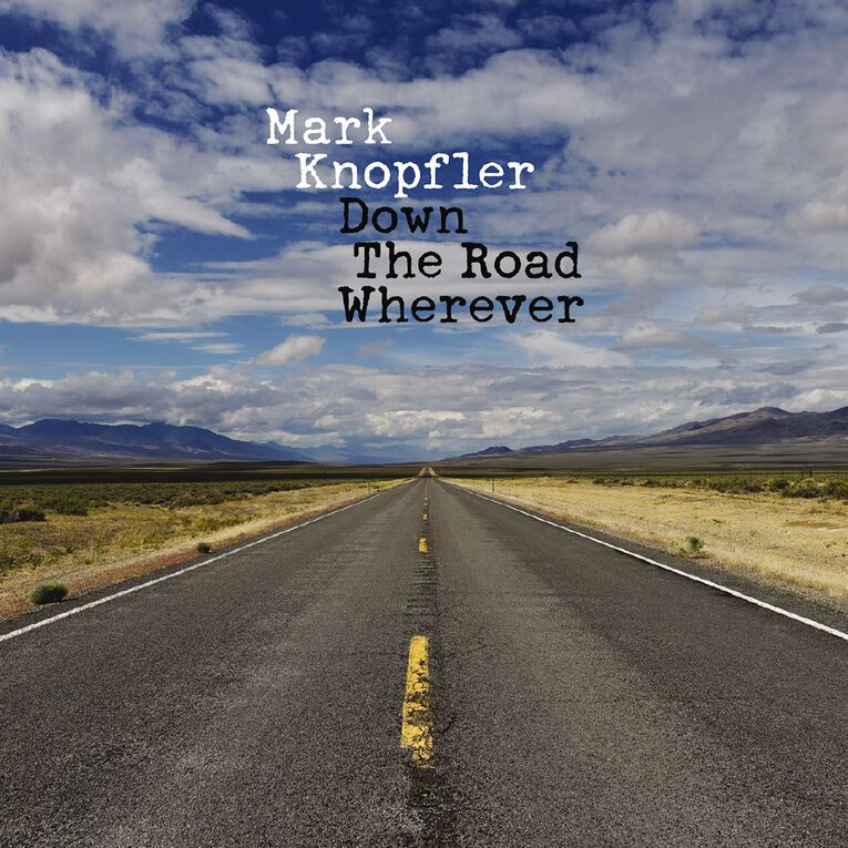 Down The Road Wherever CD by Mark Knopfler 1Disc, , hi-res