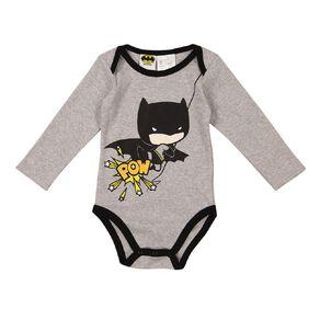 Batman Long Sleeve Printed Bodysuit