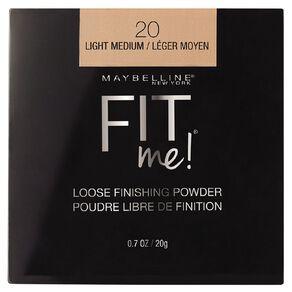 Maybelline Fit Me Loose Powder Light Medium