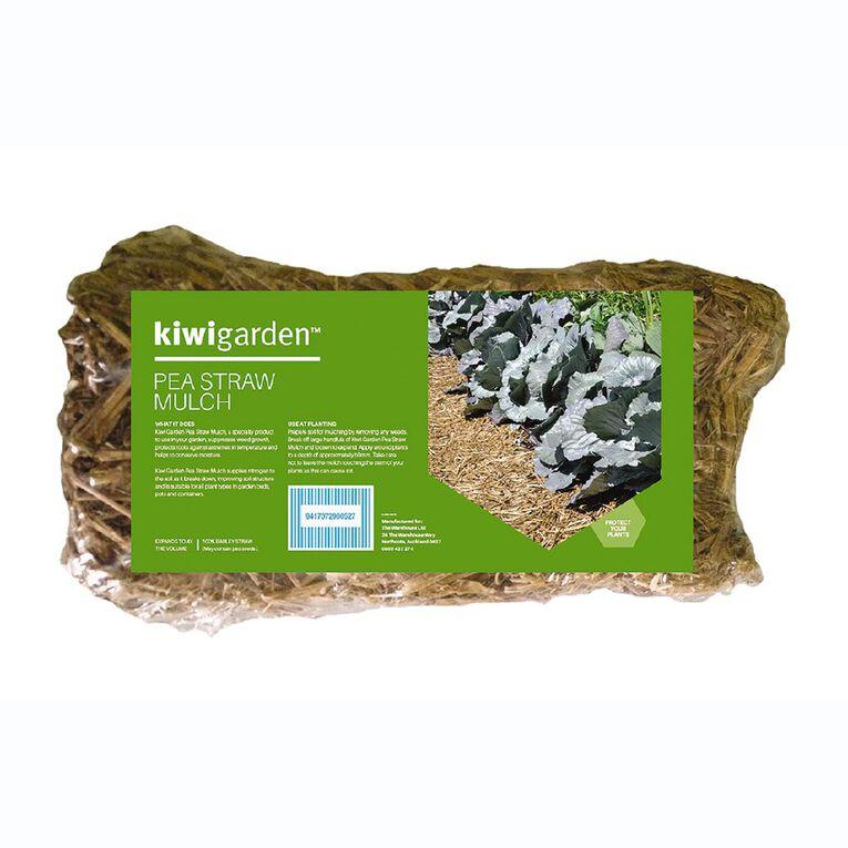 Kiwi Garden Pea Straw 5L, , hi-res