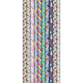 Artwrap Tallwrap FSC Mix Big Present 4m x 99cm Assorted