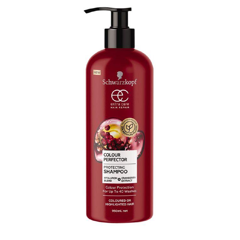 Schwarzkopf Extra Care Colour Perfector Shampoo 950mL, , hi-res