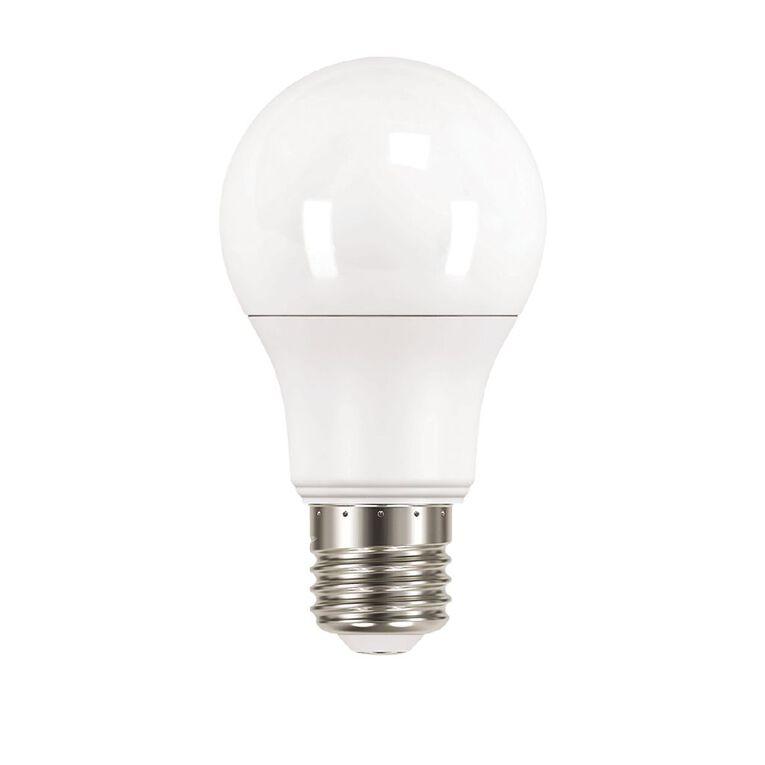 General Electric E27 LED Classic Light Bulb 8.2W Warm White 3 Pack, , hi-res