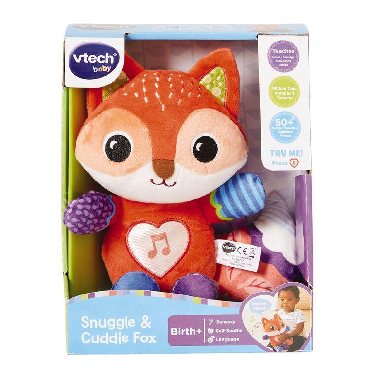 Vtech Snuggle & Cuddle Fox, , hi-res
