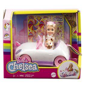 Barbie Chelsea Vehicle Decorating Set