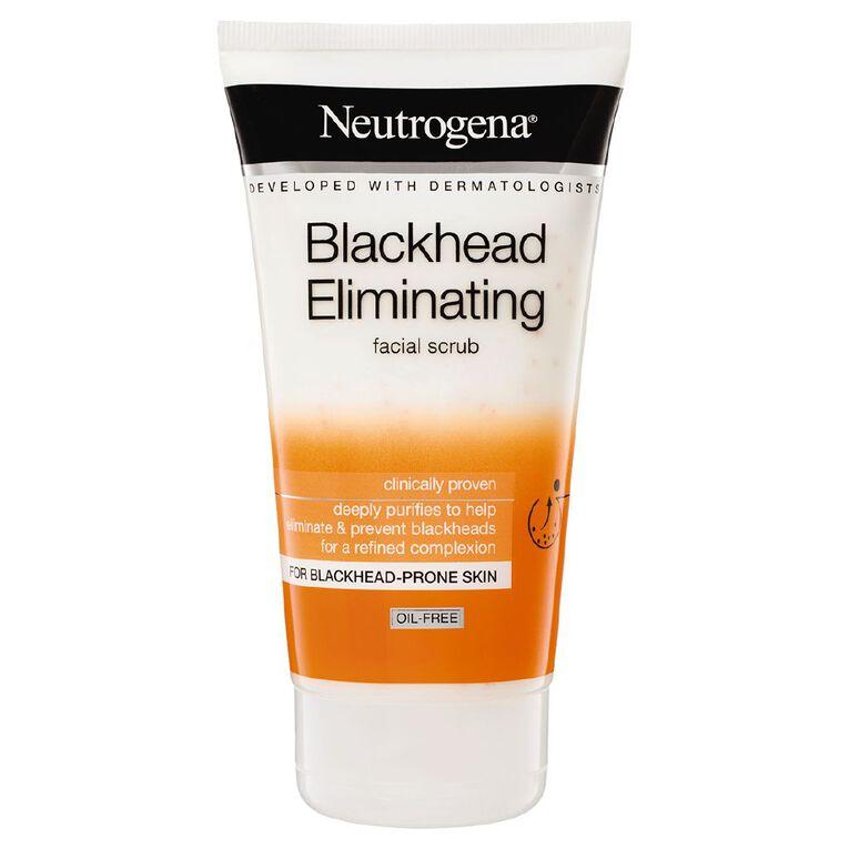 Neutrogena Visibly Clear Blackhead Eliminating Scrub 150ml, , hi-res