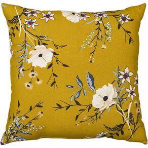 Living & Co Printed Cushion Palm 43cm x 43cm