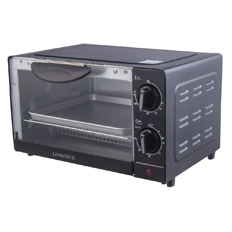 Living & Co Mini Oven 9 Litre, , hi-res